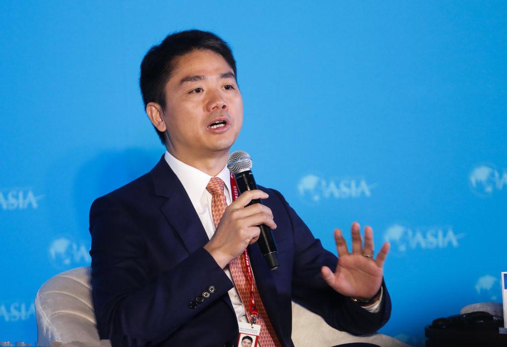 刘强东:65岁前不会退休,京东目标是做世界最大电商