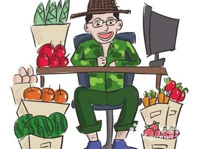 农村电商困难重重,农产品上行如何才能走出囧途?