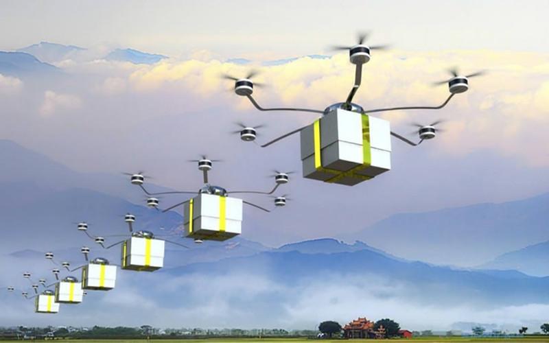 """农村消费市场崛起,无人机与机器人成村民的""""菜"""""""