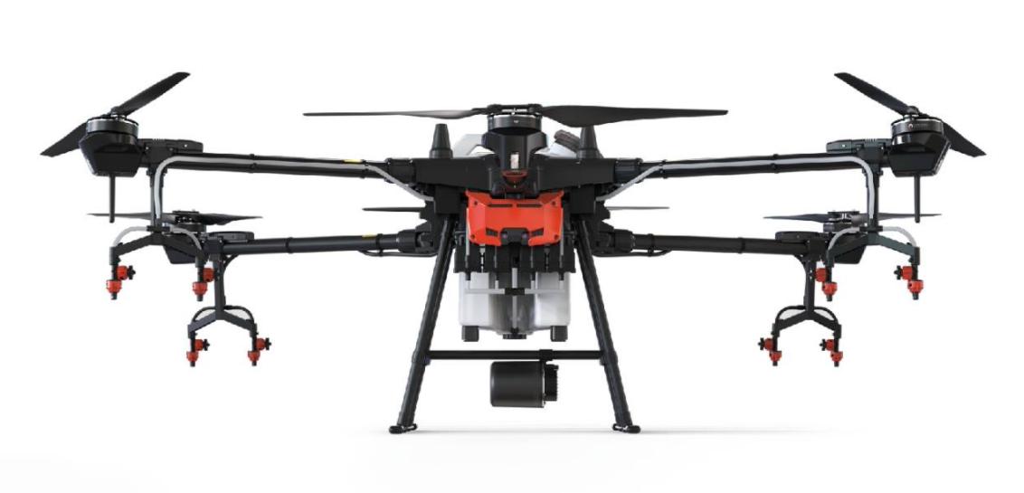 植保无人机行业再创新!大疆植保机T16:1小时作业150亩