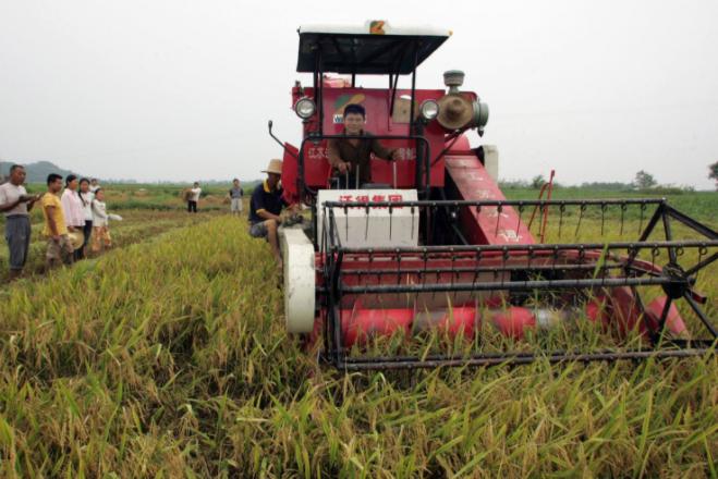 精确农业之作物生产机械作业简介——现状浅析比较
