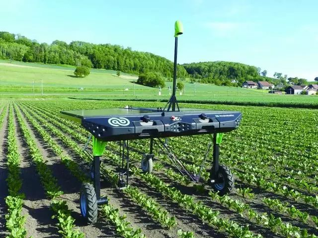深度|淘汰正式拉开序幕!中国离农业机器人有多远~