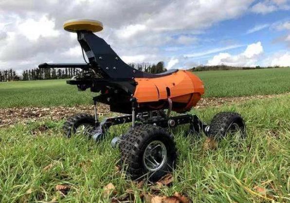 我国农业机器人现状与发展趋势