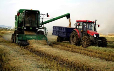 2019年中国农业机械行业政策汇总分析