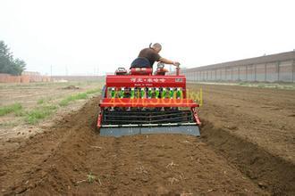 小麦播种机如何正确使用?