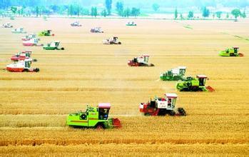 农业部:今年农作物综合机械化率达65%