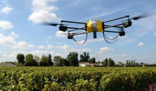 """农业领域的""""无人机""""究竟有没有前景?"""