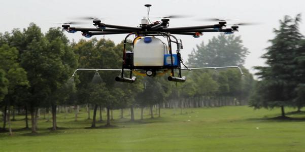 农用无人机市场达500亿,未来农业生产将依赖无人机完成