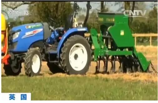 新模式|农业未来:无人农场!
