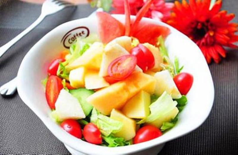 厉害了!便利店、餐厅的混合蔬菜沙拉,竟然在种植过程就已经混合好了……