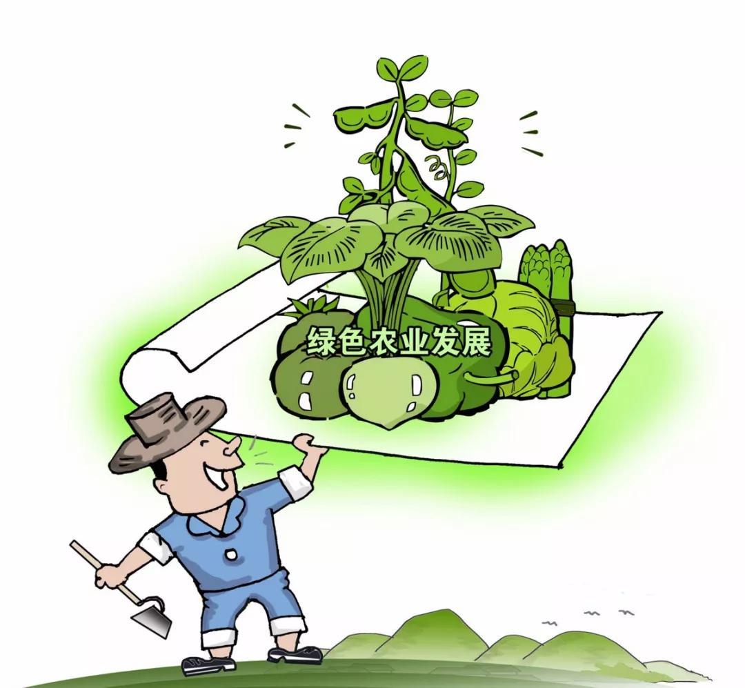 中央财政助农业绿色发展