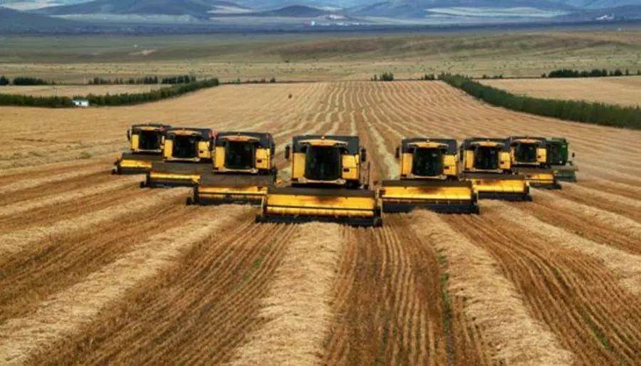 中国农业5000年了,为什么不如美国农业200年?