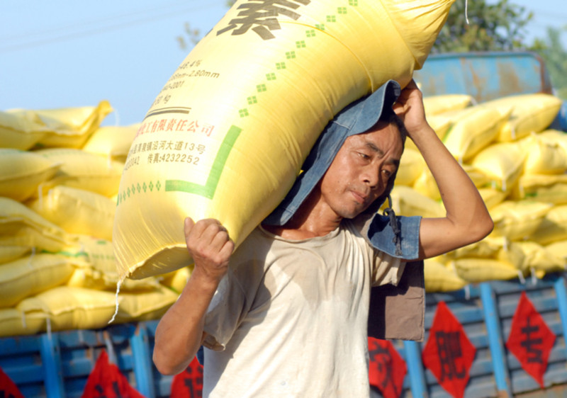 国家选择100个县,每个县给1000万补贴肥料!(附补贴名单)