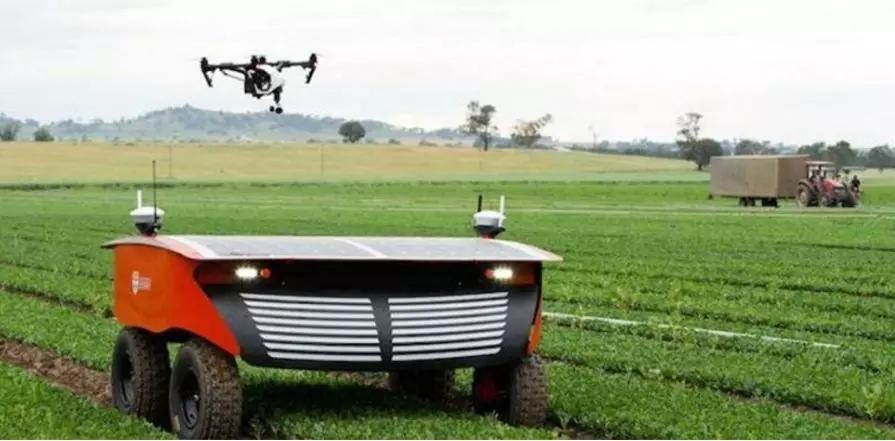 农业物联网的未来