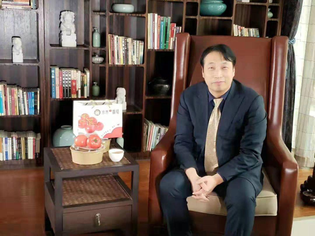 乡村振兴|专访清华背景的现代农业企业家王晓庆委员