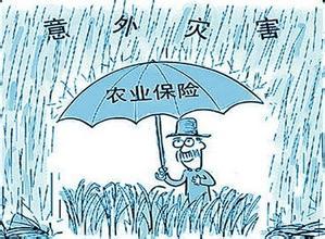 如何才能提高农业保险赔付水平?