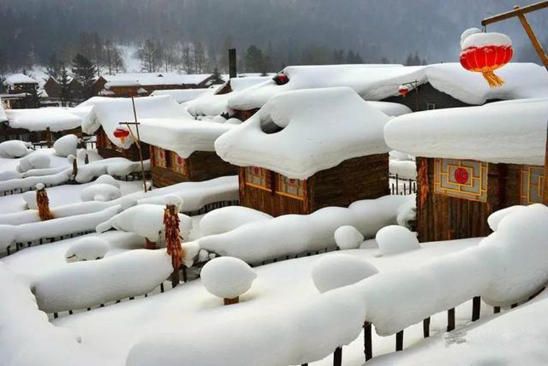 休闲农业这样搞,大冬天也可以是旅游旺季
