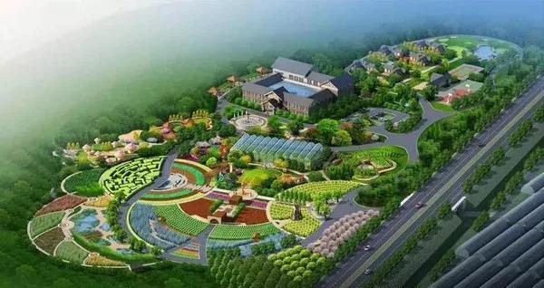 """农业特色小镇最好的可行性模式,就是""""田园综合体""""!"""