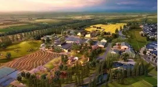 田园综合体:继特色小镇之后的又一个投资风口和发展重点