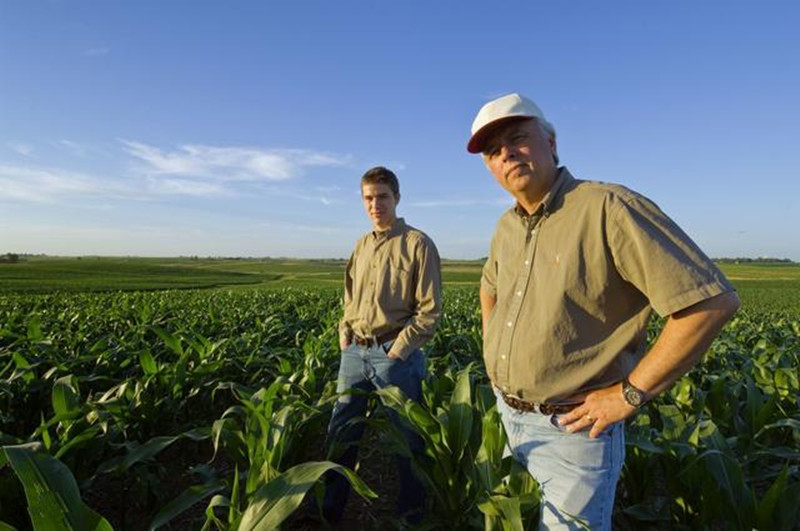 美国新型生物农场:社区居民交钱入股,农产品定期分配