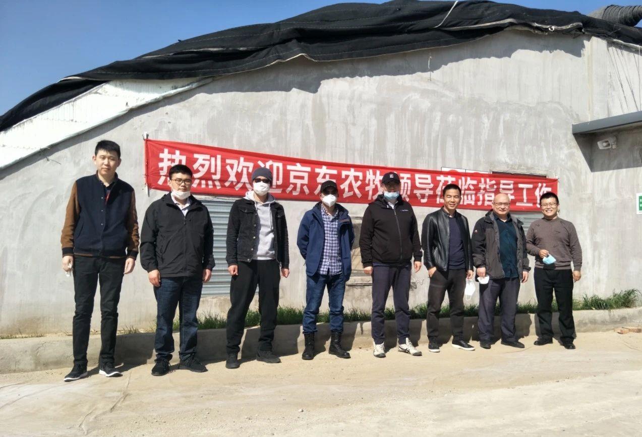 农政齐民近日迎来京东农牧领导,双方将以鱼菜共生为突破口,推动产地生鲜供应链重塑!