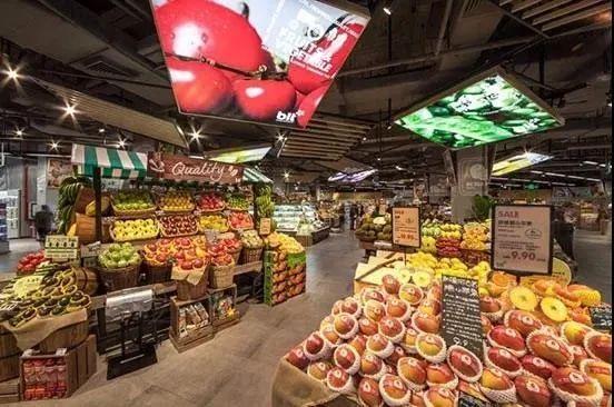生鲜超市新零售商业模式研究(收藏)