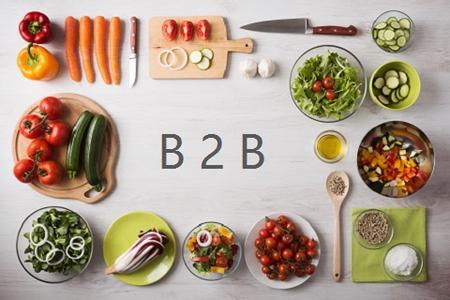 外卖格局已定,食材B2B路在何方?