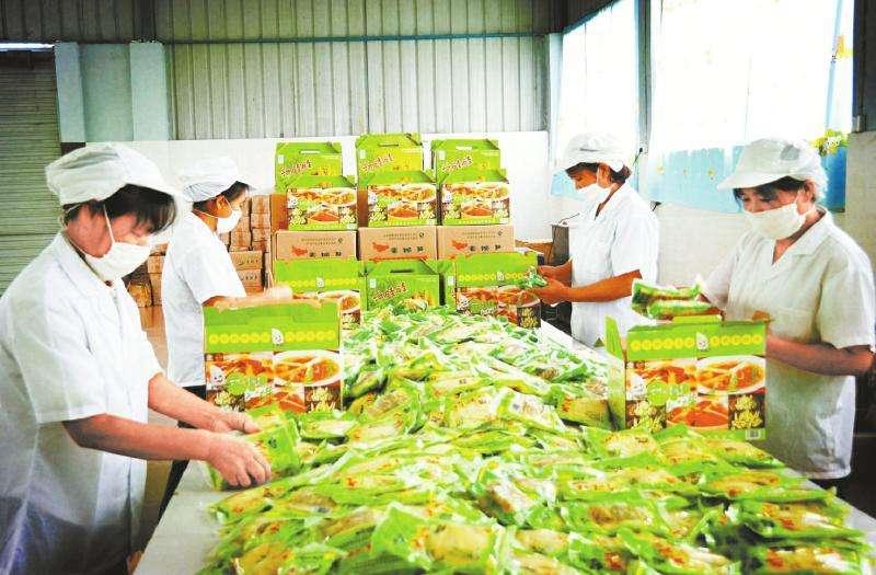 农产品加工业政策红利多多!