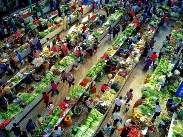 农产品电商是否可以取代农产品批发市场