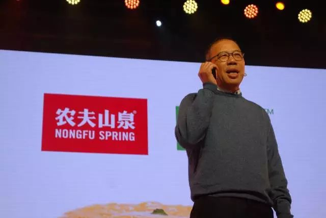 炸!炸!炸!农夫山泉创始人钟睒睒:用做水的精神做农业