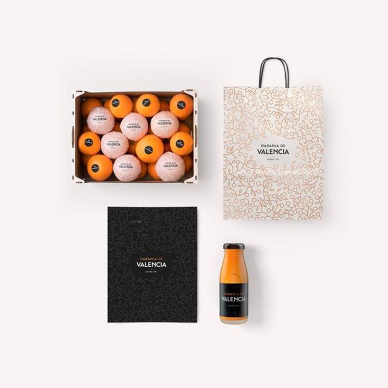 褚橙,高端鲜橙下的励志品牌