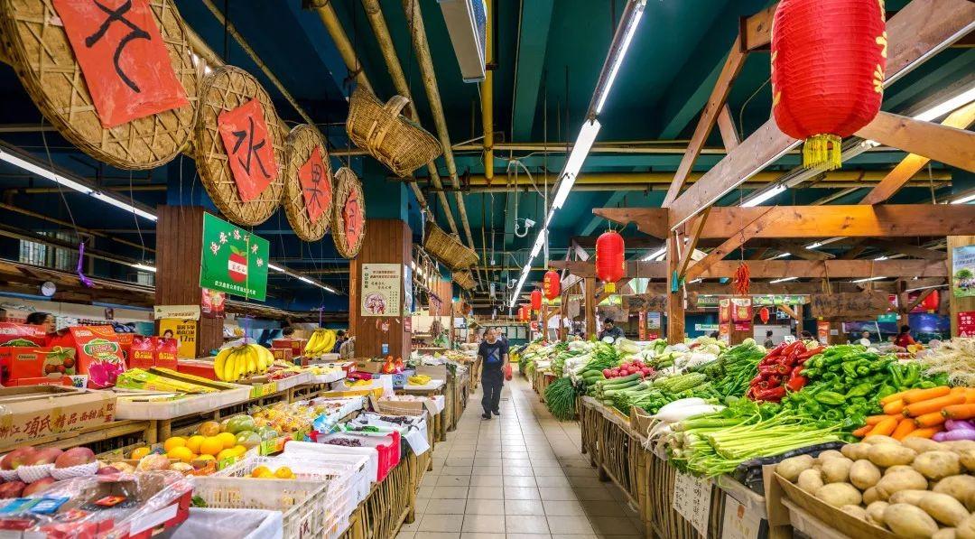 商业案例|菜市场都开始革命了...