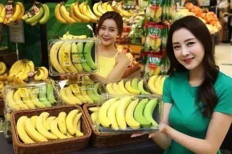 案例 打破传统,深受追捧!韩国香蕉竟还能这样卖