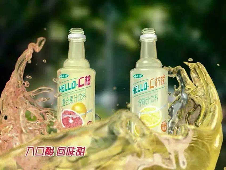 中国饮料柠檬史:十年沉浮,酸倒一地,成就一片!