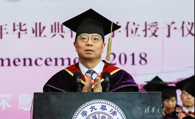 夜读|清华大学校长邱勇这番话激励无数农业人