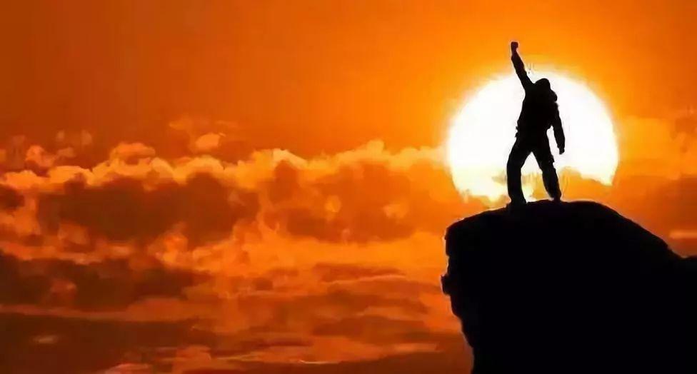 谨记!成功不是击败别人,而是改变自己...