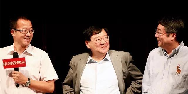 徐小平:合伙人比商业模式更重要(深度好文!)