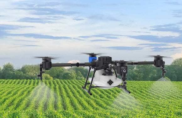 十年后,智慧农业或将成为世界口粮问题的主要解决方法!