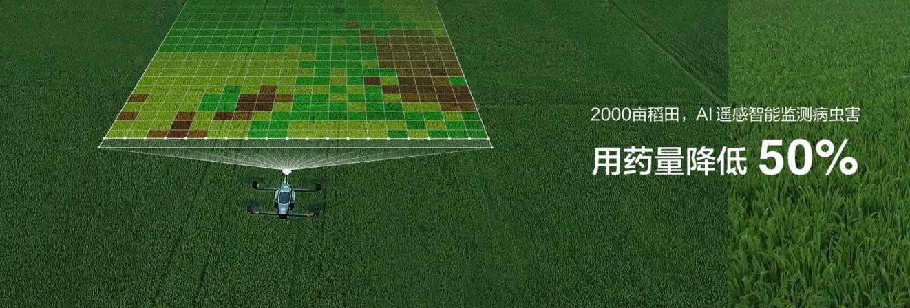 如何用无人机精准施肥?解读智慧农业背后的核心技术