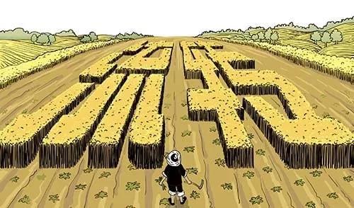 三农日报 我国A股智慧农业板块有20家上市公司;预测:互联网+农业规模或达万亿级;