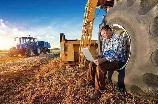 数字农业成美国常态,但中国数字农业之路还很长!长!长...