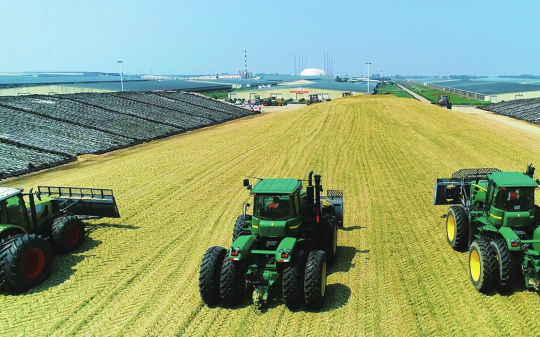 【行业综述】中国农业竞争新模式:5G农业、智慧农业、人工智能