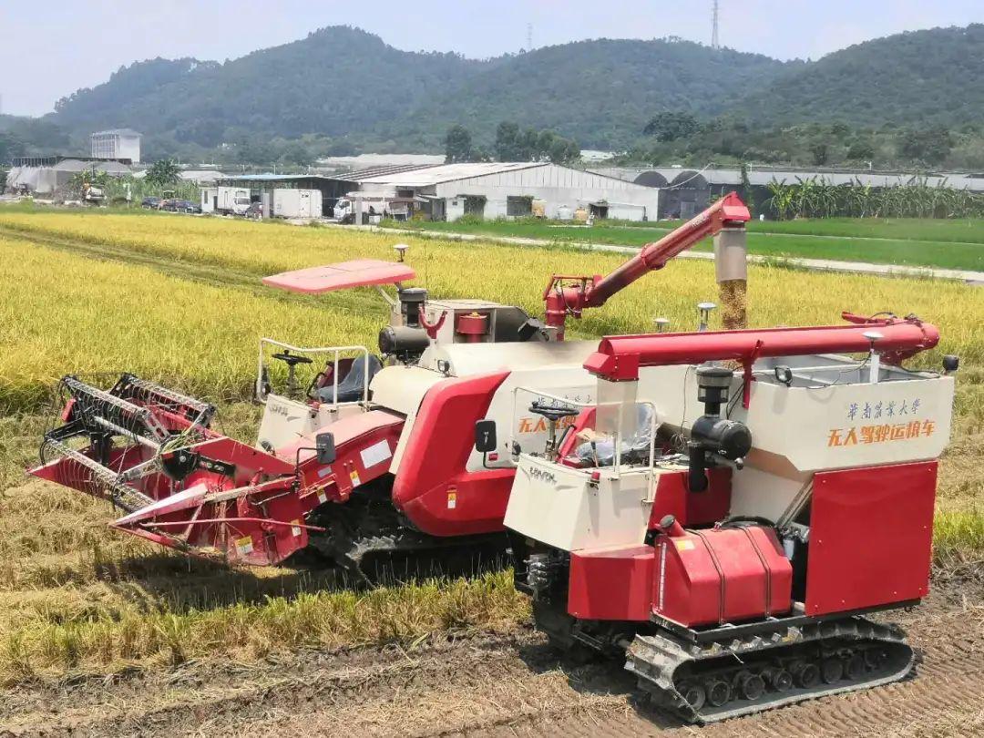 """【新农业】""""耕种管收""""全程无人化!来看智慧农业新神器"""
