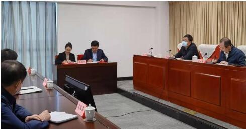 山西省北斗产业发展推进大会,博创联动与山西政府达成战略合作