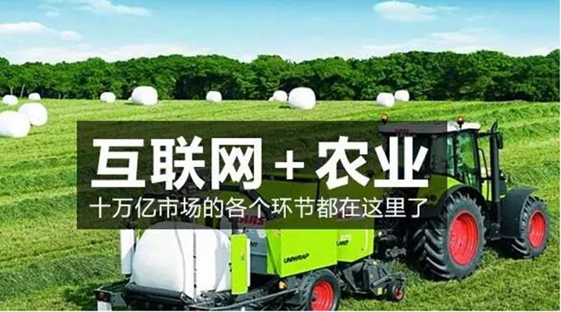 """""""互联网+""""农业蓬勃发展,多元格局正在形成"""