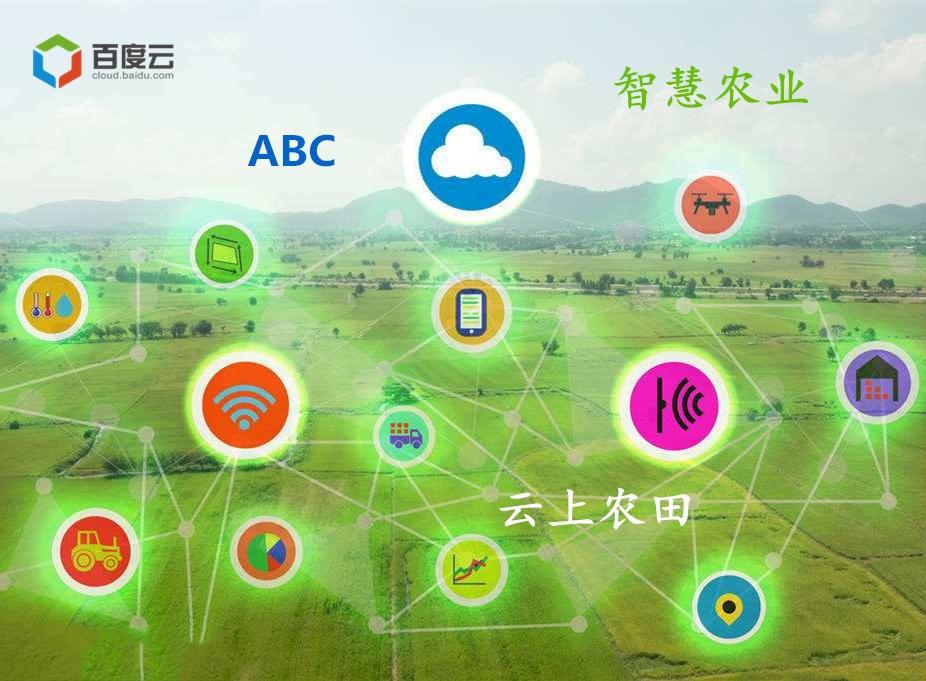 """百度云将引领未来5年农业打下""""中国粮食""""标签?来提前看看!"""