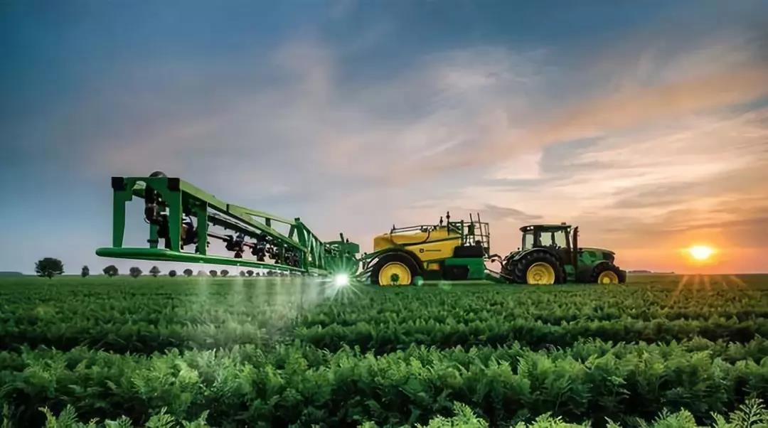 AI进入农业领域,未来必有一战!(附互联网大佬布局)