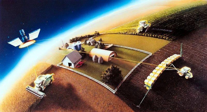 新模式|同样是精准农业,美国、以色列和中国有什么区别
