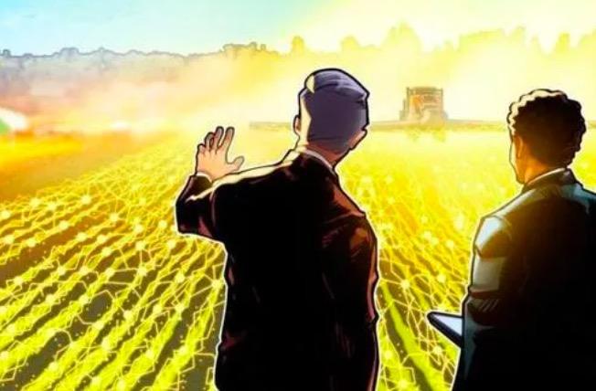 阿里数字农业进入快速道!